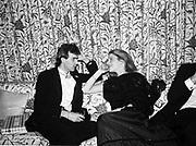 Valentine Guinness and Anita Andrews. Spring Ball. Intercontinental. 18 March 1982. © Copyright Photograph by Dafydd Jones 66 Stockwell Park Rd. London SW9 0DA Tel 020 7733 0108 www.dafjones.com