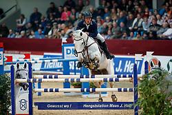 HERZ Svenja (GER), Alicia SN<br /> Neustadt-Dosse - CSI 2018<br /> Grosser Preis des Landes Brandenburg<br /> © www.sportfotos-lafrentz.de/Stefan Lafrentz