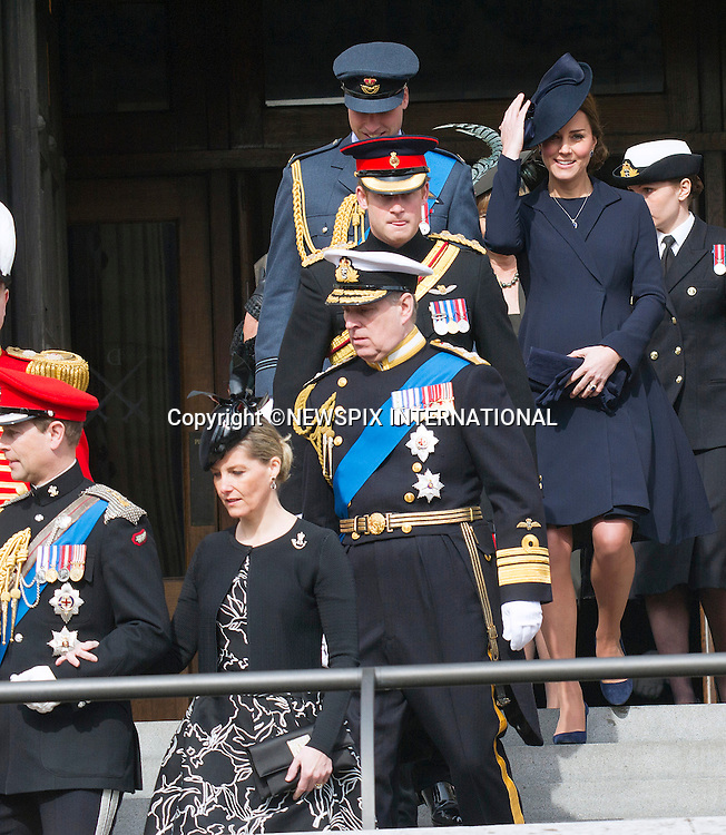 13.03.2015, London; UK: QUEEN ELIZABETH AND ROYAL FAMILY MEMBERS<br />