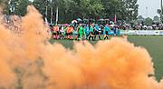 2019, June 19. Culemborg, The Netherlands. at the soccer match of Creators FC vs CVV Vriendenschaar.