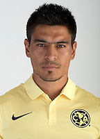 "Mexico League - BBVA Bancomer MX 2014-2015 -<br /> Aguilas - Club de Futbol America / Mexico - <br /> Paolo Duval Goltz "" Paolo Goltz """