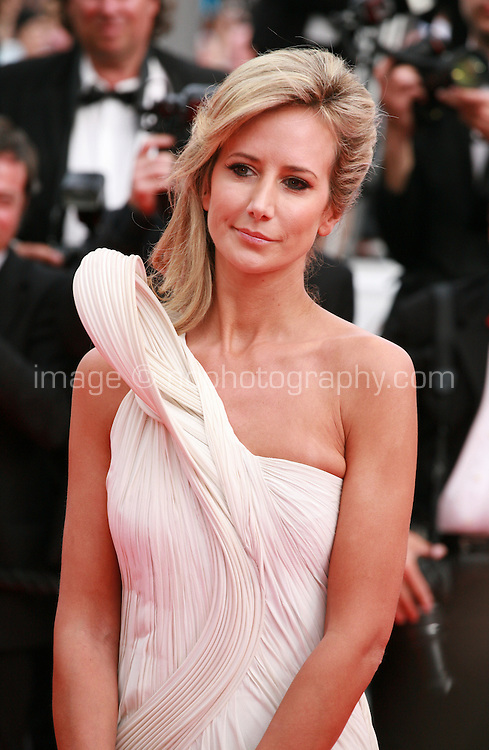 Lady Victoria Hervey at The Search gala screening red carpet at the 67th Cannes Film Festival France. Tuesday 20th May 2014 in Cannes Film Festival, France.