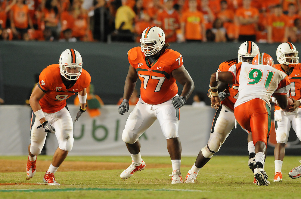 2010 Miami Hurricanes Football vs FAMU