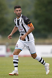 Mohammed Osman of Heracles Almelo during the Friendly match between Preussen Munster and Heracles Almelo at Sportzentrum Helker Berg on July 21, 2018 in Billerbeck, Germany