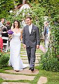 Weddings: Leslie and James