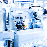 Producer of high-precision assembly equipment for the microchip industry.