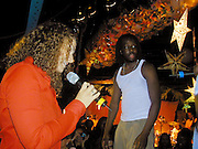 Joanne Osbourne & Wyclef Jean<br />