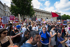 2017-06-17 Thousands demonstrate in London against Tory-DUP alliance