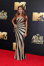 Farrah Abraham, at the 2016 MTV Movie Awards, Warner Bros. Studios, Burbank, CA 04-09-16. EXPA Pictures © 2016, PhotoCredit: EXPA/ Photoshot/ Martin Sloan<br /> <br /> *****ATTENTION - for AUT, SLO, CRO, SRB, BIH, MAZ, SUI only*****