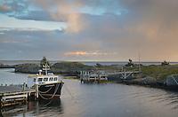 Fishing boat, Blue Rocks Nova Scotia