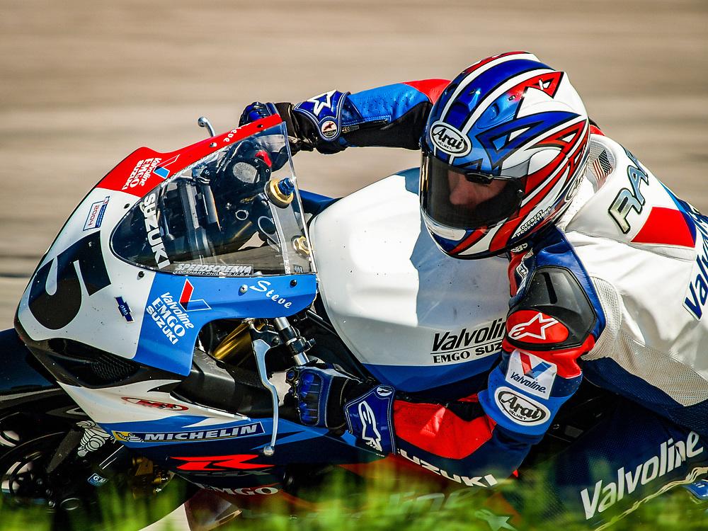 Steve Rapp, Team EMGO Suzuki at Pikes Peak International Raceway