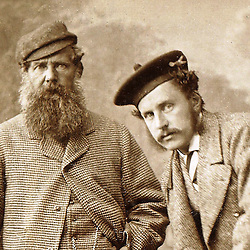 OLD & YOUNG TOM MORRIS