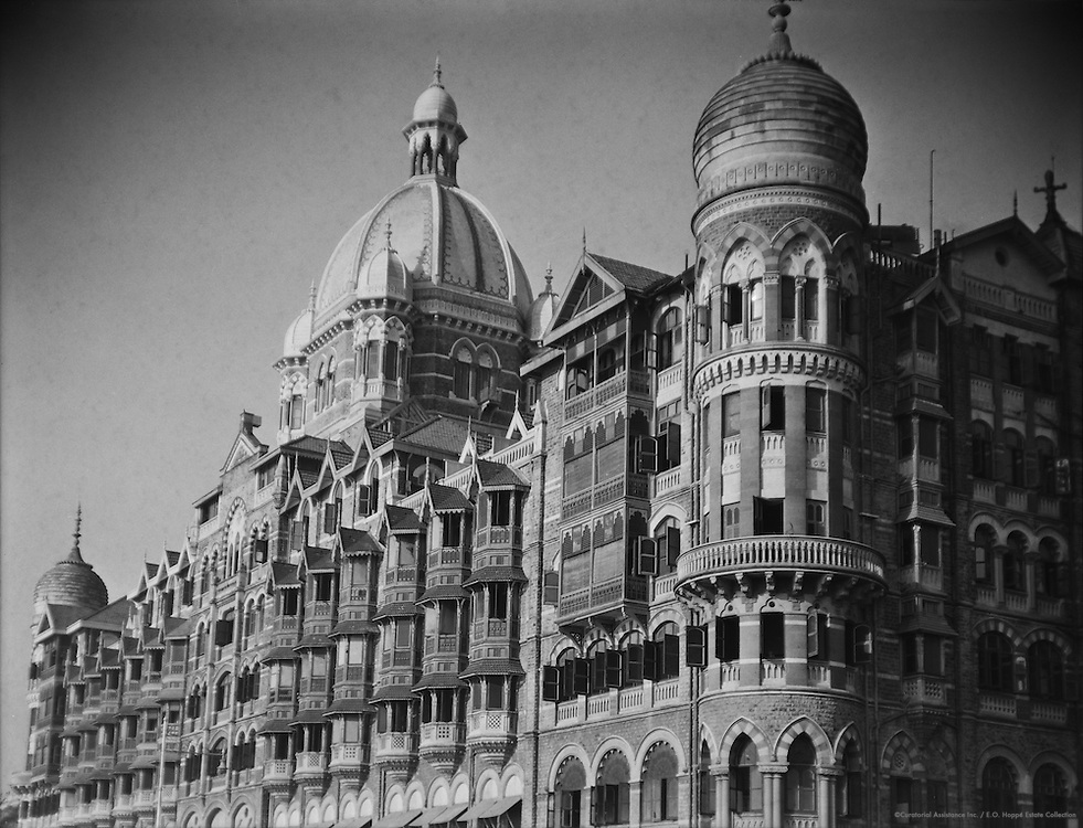 The Taj Mahal Hotel, Bombay, India, 1929