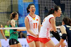 China Xu Yunli celebrate