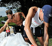 Photos from the Vermont 100 Mile Endurance Run July 17-18, 2010.