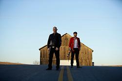Sixteen Bones cover art shoot, Friday, Feb. 21, 2014 at Clayton Homestead Nelson County in Fairfield.