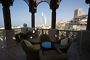 Madinat Jumeirah Resort. Al Qasr Hotel. Burj Al Arab (m.)