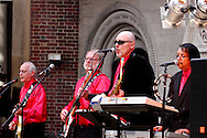 Soul Express performs during Vectren's Jazz & Beyond at the Dayton Art Institute, Thursday, June 7, 2012.