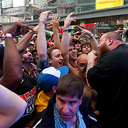 NXNE: Action Bronson @ Dundas Square