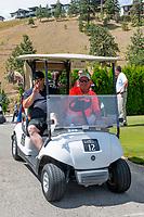 KELOWNA, CANADA - JULY 21: The Kelowna Rockets Alumni golf tournament at Black Mountain Golf Club in Kelowna, British Columbia, Canada.  (Photo by Marissa Baecker/Shoot the Breeze)  *** Local Caption ***