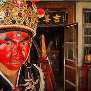 Bajiajiang, Jishan Shrine, Xigang District, Tainan, Taiwan