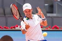 Spanish Roberto Bautista during Mutua Madrid Open Tennis 2017 at Caja Magica in Madrid, May 09, 2017. Spain.<br /> (ALTERPHOTOS/BorjaB.Hojas)