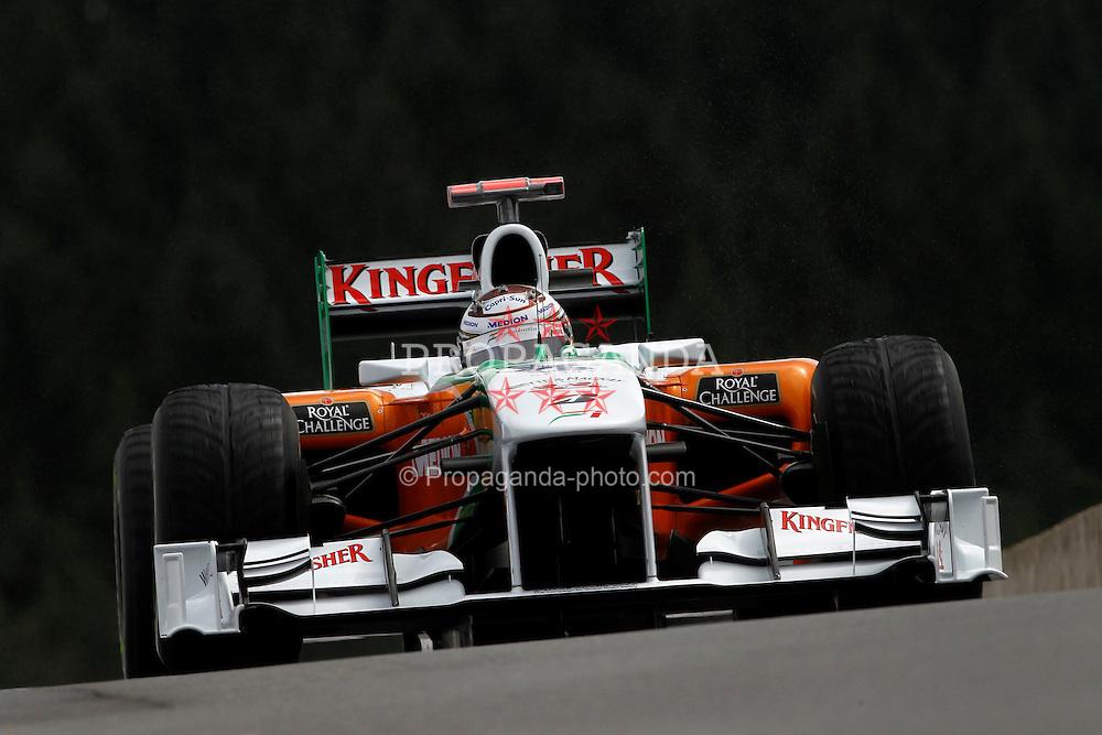 Motorsports / Formula 1: World Championship 2010, GP of Belgium, 14 Adrian Sutil (GER, Force India F1 Team),