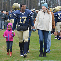 Football: North Carolina Wesleyan College Bishops vs. Maryville College (Tennessee) Scots