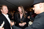 LADY SUSANNA OLIVIER; HUSBAND, Book launch party for the paperback of Nicky Haslam's book 'Sheer Opulence', at The Westbury Hotel. London. 21 April 2010