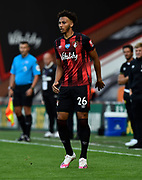 Lloyd Kelly (26) of AFC Bournemouth during the Premier League match between Bournemouth and Newcastle United at the Vitality Stadium, Bournemouth, England on 1 July 2020.