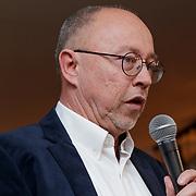 NLD/Amsterdam/20190308 - Boekpresentatie Gerard van der Lem,