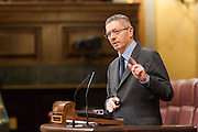 Alberto RuÌz-GallardÛn speeches to deputies