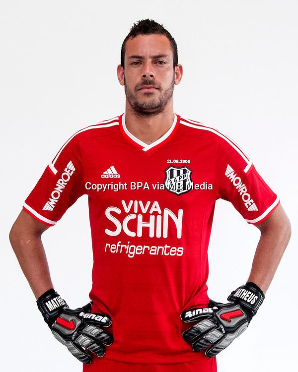 Brazilian Football League Serie A / <br /> ( Associacao Atletica Ponte Preta ) - <br /> Matheus Francisco Inacio &quot; Matheus Inacio &quot;