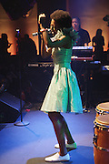 Iya Dede at The ROOTS Present the Jam produced by Jill Newman Productions held at Highline Ballroom on April 29, 2009 in New York City