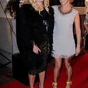 NLD/Amsterdam/20121112 - Beau Monde Awards 2012, Dominique van Hulst en Nikkie Plessen