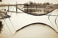fish trap Hoi An Vietnam
