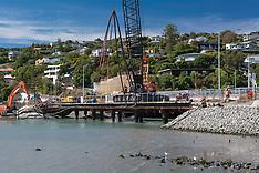Christchurch-Repair of Ferrymead bridge nears end