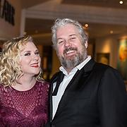 NLD/Scheveningen/20180124 - Musical Award Gala 2018, Jelka van Houten en Thomas Acda