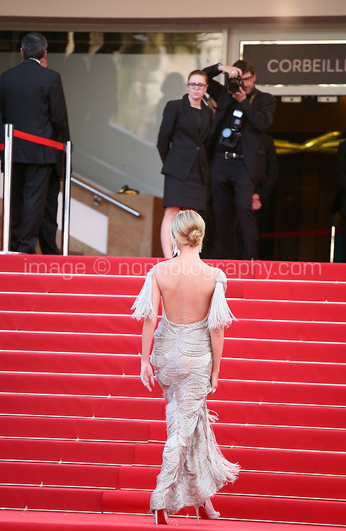 Heidi Klum at The Paperboy gala screening red carpet at the 65th Cannes Film Festival France. Thursday 24th May 2012 in Cannes Film Festival, France.