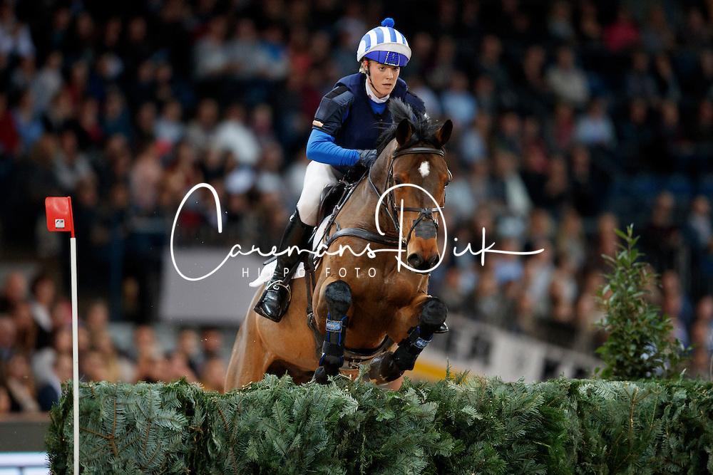 Murray Imogen, GBR, Donatello S<br /> Mercedes German Masters - Stuttgart 2016<br /> &copy; Hippo Foto - Stefan Lafrentz<br /> 16/11/16