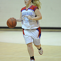 2.24.2011 Mapleton vs HIllsdale Girls Varsity Basketball