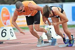 04/08/2017; Brown, Larissa, T12, CAN at 2017 World Para Athletics Junior Championships, Nottwil, Switzerland