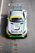 Daniel JUNCADELLA, Mercedes-AMG Team Driving Academy, Mercedes - AMG GT3<br /> 64th Macau Grand Prix. 15-19.11.2017.<br /> SJM Macau GT Cup - FIA GT World Cup<br /> Macau Copyright Free Image for editorial use only