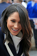 Meghan Markle & Prince Harry-International Women's Day