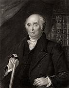 Henry Richard Vassall Fox, third Baron Holland (1773-1840) English Whig politician, nephew of Charles James Fox. Engraving.
