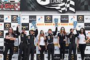 June 30- July 3, 2016: Round 3/4 - Watkins Glen, #1 Shinya Michimi, Prestige Performance, Lamborghini Paramus (Pro), #10 Trent Hindman, Craig Duerson, Prestige Performance, Lamborghini Paramus (PRO-AM), #09 Damon Ockey, US RaceTronics, Lamborghini Calgary, (AM)