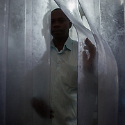 The national cold room at Korle Bu Hospital, in Accra, Ghana. <br /> <br /> The GAVI Alliance helps to buy many of the vaccines in Ghana and supports Ghana's government health service and local partners with training and improvement of refrigerated storage for the medicines. <br /> <br /> Ghana now has one of the best-performing immunization programs in the developing world, and is is increasingly a model for its neighbors. In 2012, Ghana became the first GAVI-supported country in Africa to simultaneously introduce vaccines against pneumococcal disease and rotavirus, which tackle the world's leading killers of children -- pneumonia and diarrhea.
