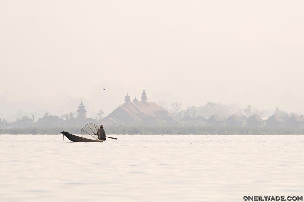 Inle Lake, Myanmar (Burma).