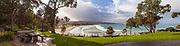 Lorne Point Panoramic<br /> <br /> <br /> Pic Steve Ryan