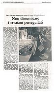 Osservatore Romano 17 Mars 2017